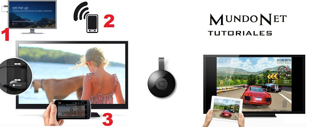 top aplicaciones chromecast