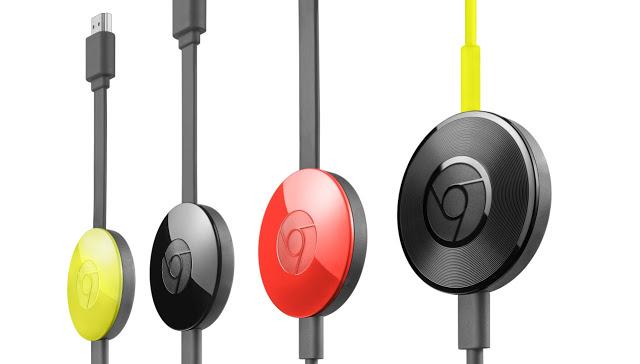 aplicaciones Chromecast