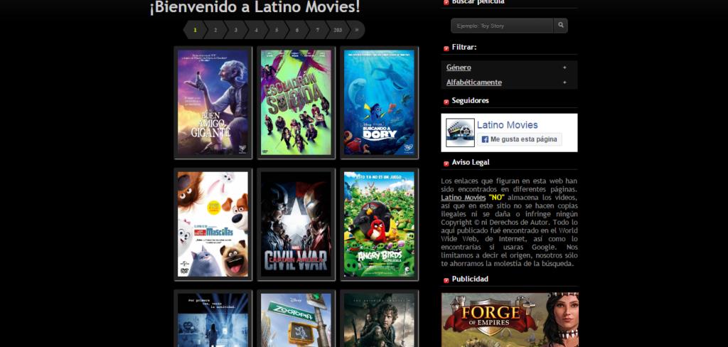 latino-movies