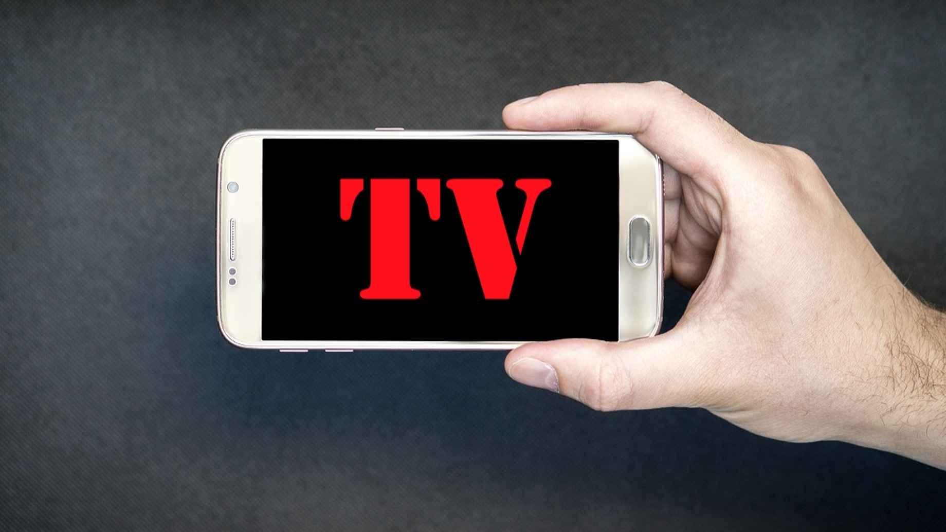 Top 5 aplicaciones android para ver TV gratis