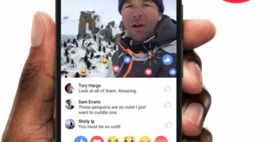 Como transmitir vídeo en facebook