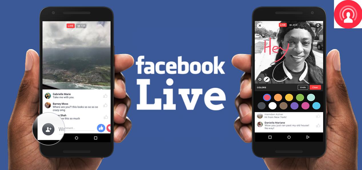que-facebook-live