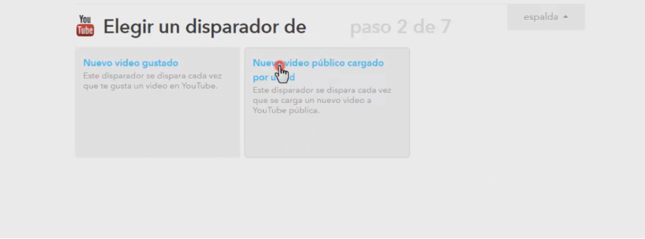 youtube-ifttt