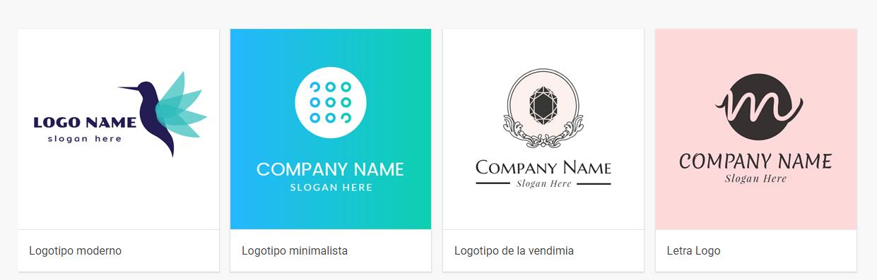 Logotipos en linea