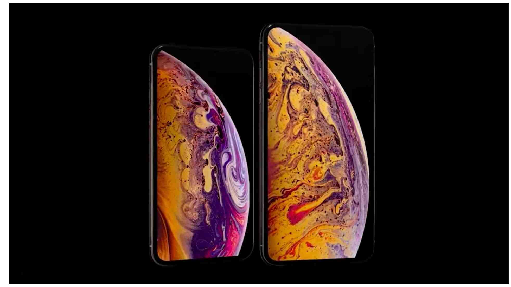 iPhone XS vs XS Max