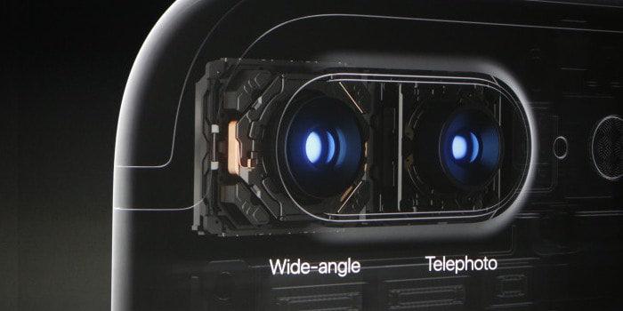 cámara iPhone 8