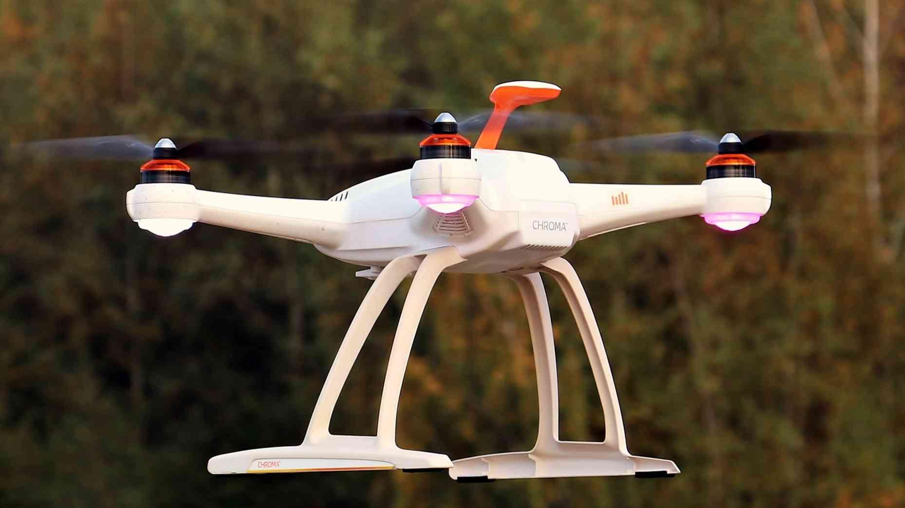 Drones baratos sin cámara