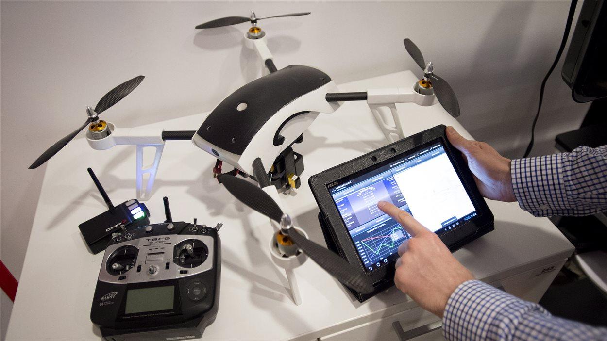 Guia dron