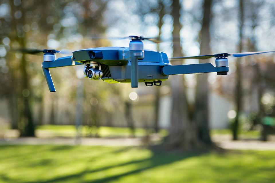 volar drone