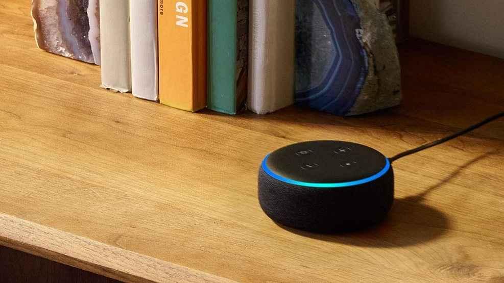altavoz Alexa Echo Dot