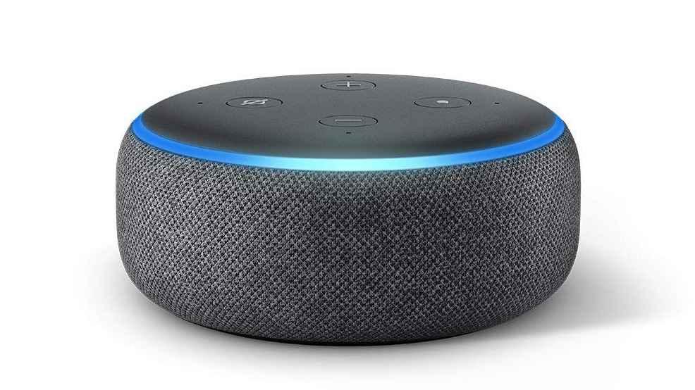 Altavoz inteligente Alexa Echo Dot