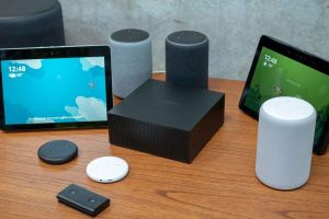 Dispositivos inteligentes de Amazon